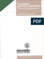Control de Procesos Industriales-Antonio Creus