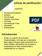 Presentation Oct. 8 Las BPP Buenas Practics de Panificacion