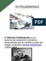 METODO FELDENKRAIS