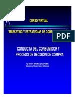 3) Conducta Del Consumidor y Proceso de Decisión de Compra