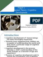 Developmental Theories- piaget