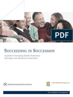 RBC Wealth Management - Succeeding in Succession