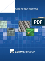 Catálogo Inca 2014 4 Gerdaumetaldom