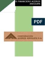 ANALISIS FINANCIERO- ACEROS AREQUIPA