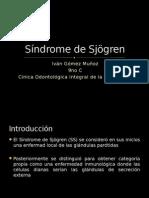 Sindrome de Sjogren
