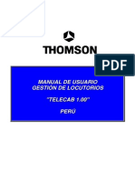 Manual Cab Perú