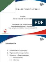 Arquitectura de Computadores 1