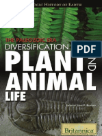 The Paleozoic Era Diversification of plant and animal life (J.P. Rafferty 2011)