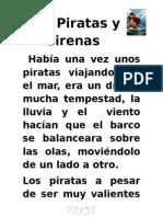Piratas y Sirenas