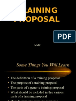 Proposal Guide