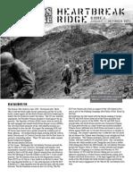 Fields of Fire Heartbreak Ridge Historical Notes