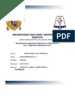 info N°5 mediciones electronicas