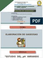 GASEOSAS Estadistica Exposicion Final