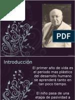Rene Spitz Depresión Anaclitica.