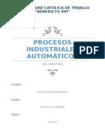 Procesos Industriales Automaticos