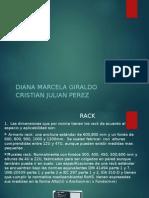 Presentación rack