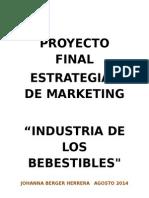 Estrategia de Marketing IACC