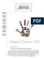YDA HISPANIC Appointments