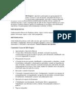 Conteudo Do Curso MS Projec e Excel