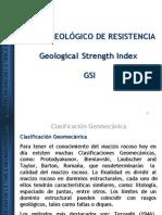 8.3 Índice Geológ de Resist GSI