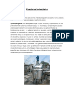 Reactores Industriales