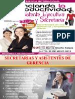 Secretarias y Asistentes de Gerencia en el mundo del Internet