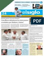 Edicion Impresa El Siglo 24-09-2015