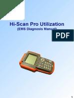 hi scan pro manual