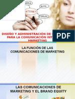 Diseño y Administración de Estrategias Para La Comunicación