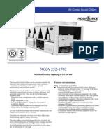 Chiller 30XA_catalog -1