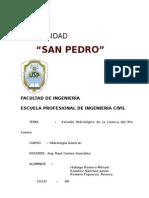 Informe de La Cuenca Del Rio Casma Usp 2015