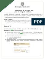 Manual Entrega Solicitudes Abierta 2015