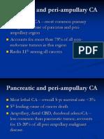 Periampullary Tumor