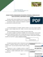 Organizare de Santier - Proc. Tehn