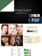 [2] Whitening Bleaching and Antioxidant