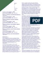 [19] Cetus Development Corp. v. CA, SCRA 72 (1989)
