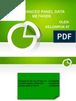 Advanced Panel Data Methods