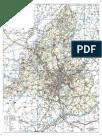 Mapa de Carreteras CAM 2015