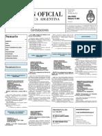 Boletin Oficial 12-03-10 - Tercera Seccion