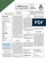 Boletin Oficial 12-03-10 - Segunda Seccion