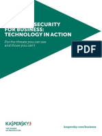 ENDPOINT SECURITY FOR BUSINESS