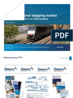 Global container shipping market