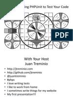 Phpunit Presentation