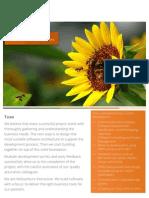 WebVenture Development Presentation