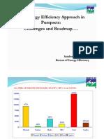energy efficiency in pumps