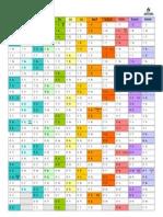 2015 Calendar Landscape in Color Nipunn
