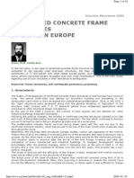 35-Ro-Reinforced Concrete Frame Structures in Eastern Europe[1]