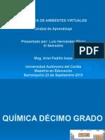 Unidad Didactica Sistema Periódico