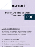Chapter 06 Design and size of Sales Territories.ppt