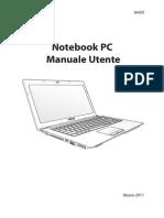 Notebook Manuale utente